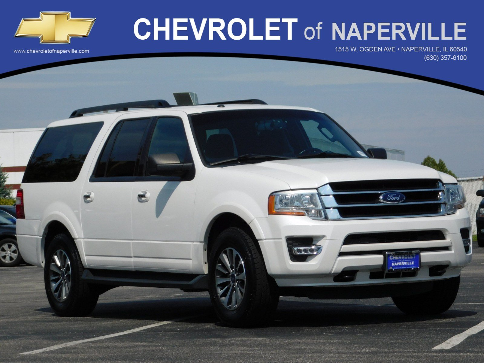Ford Expedition El >> Pre Owned 2015 Ford Expedition El Xlt