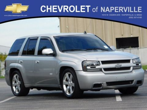 Pre-Owned 2006 Chevrolet TrailBlazer LT