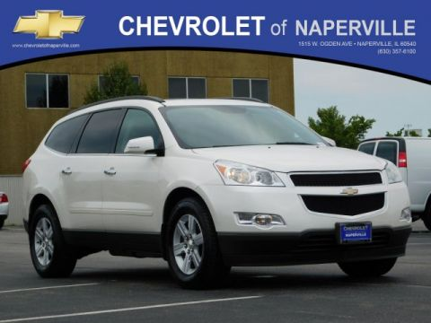 2011 Chevrolet Traverse LT with 2LT