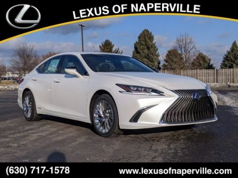 New 2020 Lexus ES 300h 300h Luxury