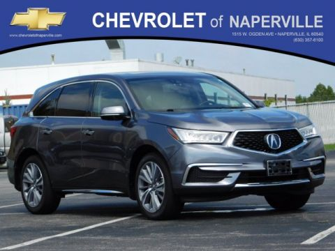 Pre-Owned 2018 Acura MDX with Technology Pkg