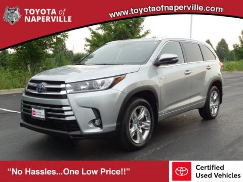 Pre-Owned 2019 Toyota Highlander Hybrid Limited
