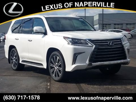 2019 Lexus LX 570 THREE-ROW 570